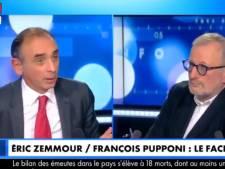 Le CSA met CNews en demeure pour des propos d'Eric Zemmour sur la guerre d'Algérie