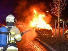 Vier maanden cel voor autobrandstichter Kanaleneiland, straf gelijk aan voorarrest
