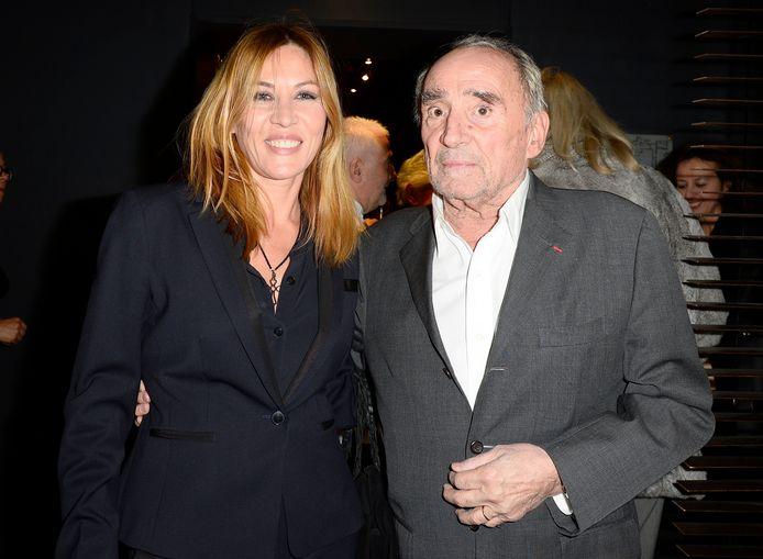 Mathilde Seigner et Claude Brasseur.