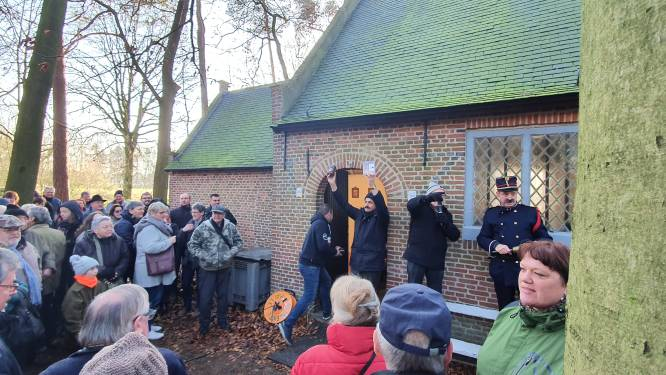 Geen jeneverbedevaart op Zalfenkermis, kapel wel geopend voor bezoekers