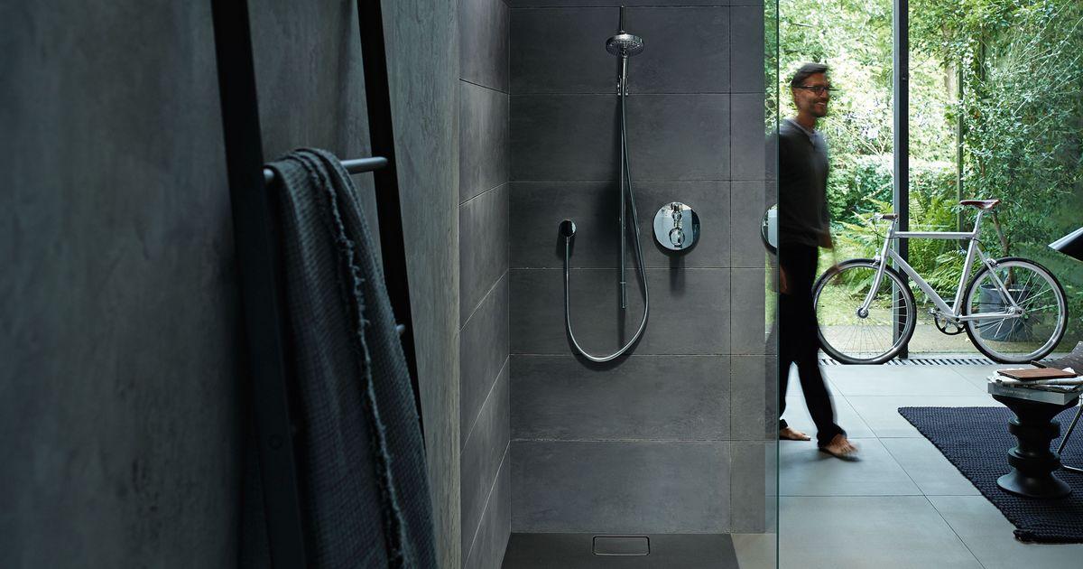 Hedendaags Inloopdouche zonder dat je badkamer onder water staat? Tips voor GC-38