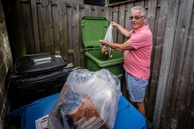 We scheiden afval beter, maar het loopt nog niet op rolletjes in West-Brabant