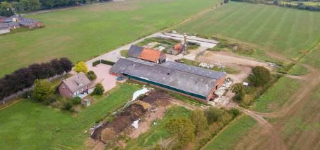 Boer failliet, toch nieuwe stal in Heusden