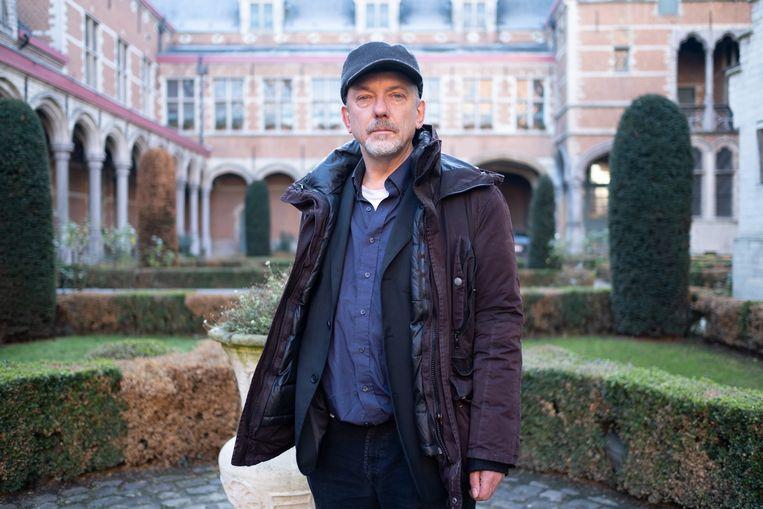 MECHELEN Peter Terryn in het Mechelse Gerechtsgebouw