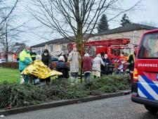 Geëvacueerde ouderen na brand in Haaren weer thuis: 'We werden goed opgevangen'
