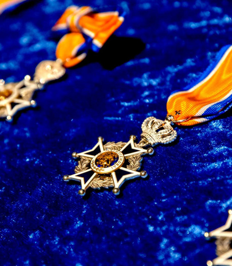 Vijf keer koninklijke eer in Gilze en Rijen