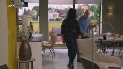 Zo ziet het nieuwe decor van Rosa en Steven in 'Thuis' eruit