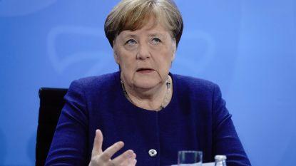 Tijdens de coronacrisis schittert de afgeschreven Angela Merkel als vanouds