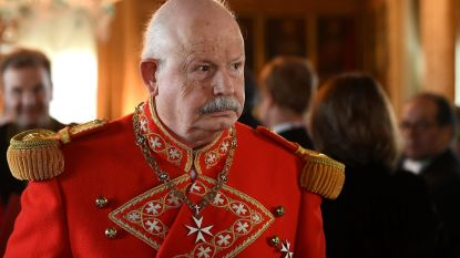 Grootmeester van Orde van Malta (75) overleden