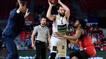 Charleroi en Aalstar pakken zege in Euromillions Basket League