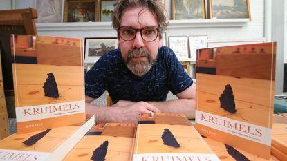 Werkleider Kringloopwinkel brengt boek Kruimels uit