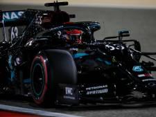 GP de Bahreïn: Départ en fanfare pour le remplaçant de Lewis Hamilton