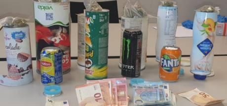 Drugsdealer (23) uit Bergen op Zoom verstopt koopwaar creatief in bus Pringles maar wordt betrapt