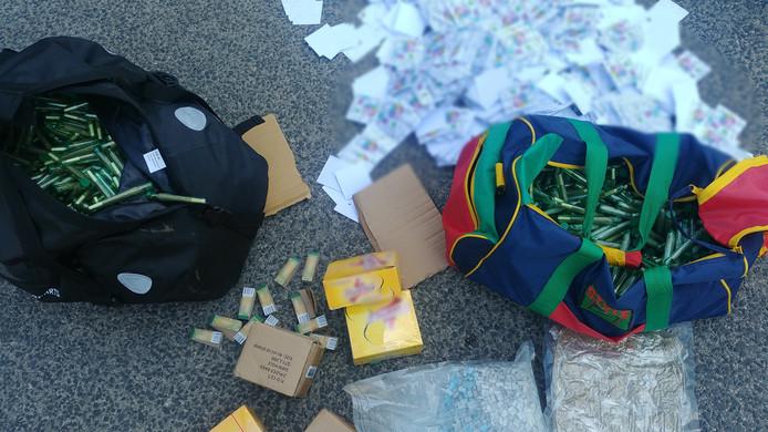 Drugs die Roelf B. verhandelde in Boedapest.