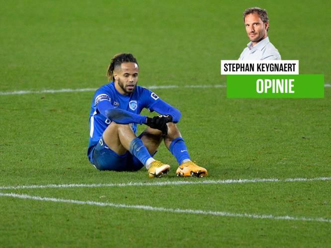 """Onze chef voetbal vraagt zich af wanneer 'Théo' weer opstaat: """"Dit Genk kan niet concurreren met Club zonder een goeie Bongonda"""""""