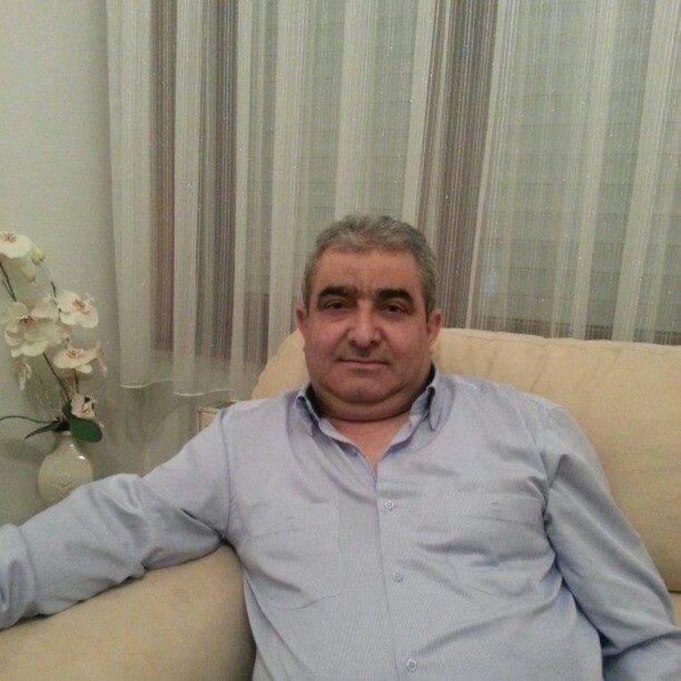 Slachtoffer en Gentenaar Oguz Süleyman.