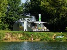 Dit slimme mobiele vakantiehuis wekt energie op