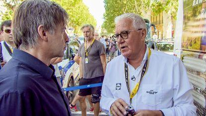"""Alloo op bezoek bij ploegleider Patrick Lefevere: """"De arrogantie van de organisatoren is mijn grootste ergernis"""""""