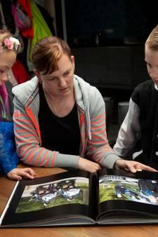Suzanne verloor haar vader, maar kreeg tegelijk een zoon na de aanslag in Apeldoorn