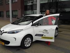 Gemeente Moerdijk gaat voorzichtig over op elektrische auto's