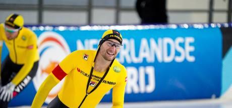 Corona ruïneerde zijn reukvermogen, maar weerhoudt Thomas Krol niet van twee nationale titels op NK afstanden