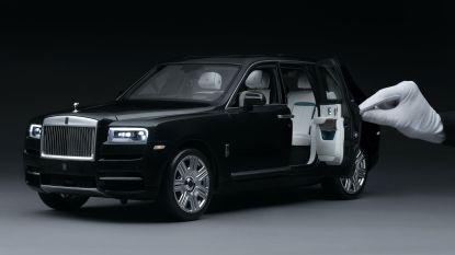 Deze miniatuur Rolls-Royce is duurder dan een echte auto