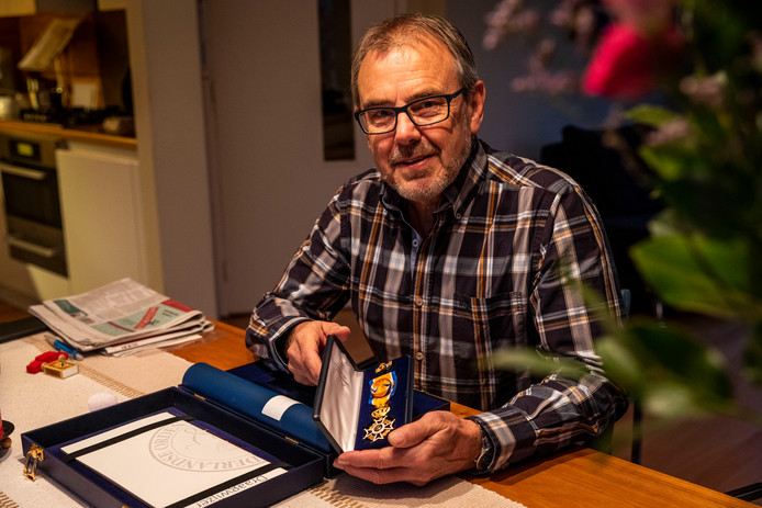 Sjef Ernes werkte een leven lang aan drinkwater in het ontwikkelingslanden.