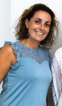 Marlous Basart, directeur van basisschool Hertogin Johanna locatie A.