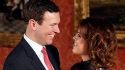 Bruiloft prinses Eugenie dan toch live op Britse tv