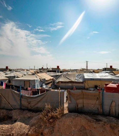 Une veuve de l'EI échappée d'un camp kurde en route pour la Belgique