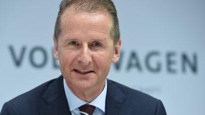 Volkswagen-CEO was al voor uitbreken van schandaal op de hoogte van sjoemelsoftware