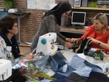 Goede beheersing Nederlandse taal opent volgens koningin Máxima deuren voor vluchtelingen