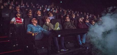 Film in 4DX beleven voelt als een achtbaanrit