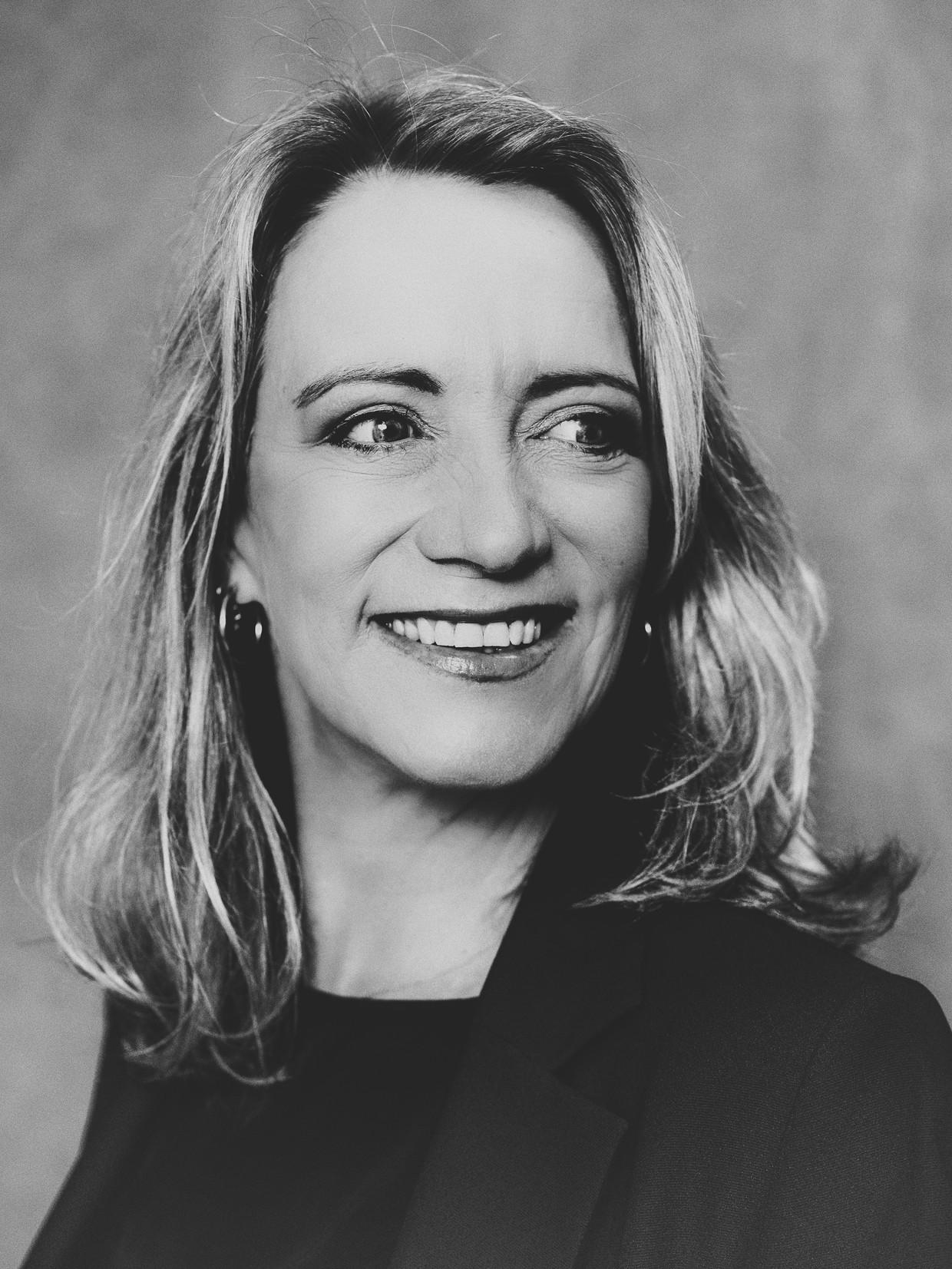 Barbara van Beukering: 'Ik hoop dat ik het zelf goed ga doen, maar makkelijk lijkt het me niet.'