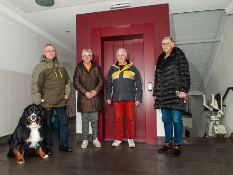 Tijdelijke oplossing in flat Waddinxveen-Noord: 'Kapotte lift zorgt niet voor onveilige situaties'