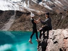 Koppel bijt van zich af na lawine van kritiek op 'levensgevaarlijke' foto: 'Zo riskant was het niet'