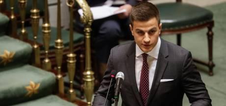 Le parquet général demande la levée de l'immunité parlementaire de Dries Van Langenhove