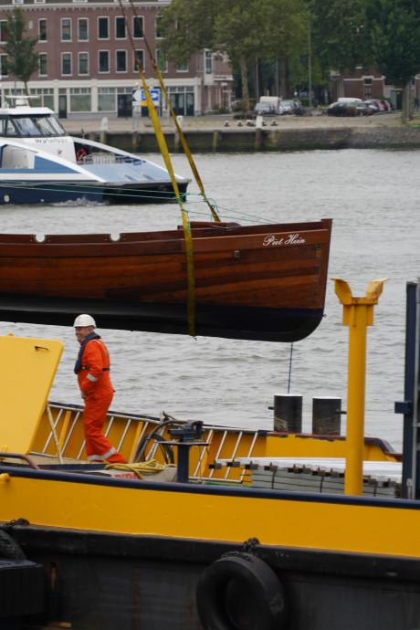 Bestuurder snelle boot is werknemer van Damen: 'We zijn geschokt en verslagen'