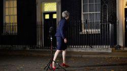 Ontevreden parlementsleden werken aan coup tegen Theresa May, brexitakkoord in gevaar