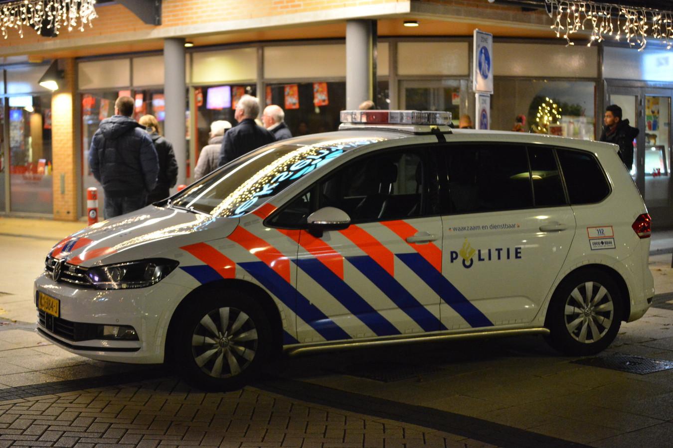 Overval Albert Heijn Breda