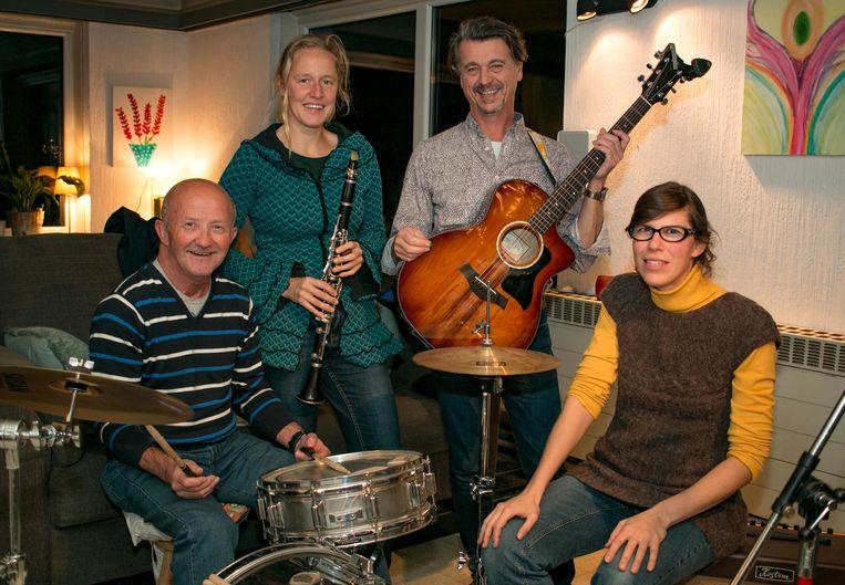 De 'Mannaz Meets Music Band'.