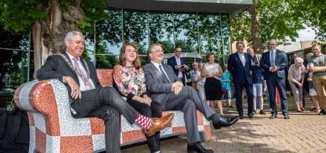 Roosendaalse burgemeester Jacques Niederer vindt het welletjes