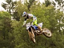 Dubbelslag voor Rick Elzinga in het ONK 125cc in Geldermalsen