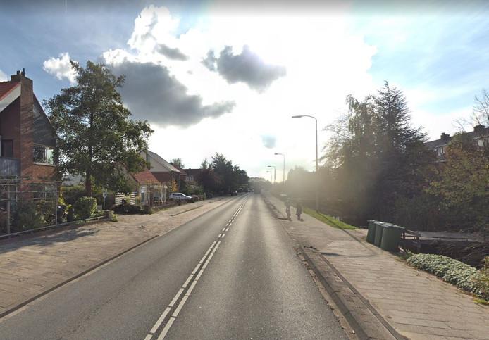 De Vlielandseweg in Pijnacker.