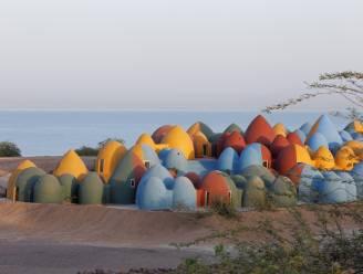 Dit is zonder twijfel het kleurrijkste dorp ter wereld