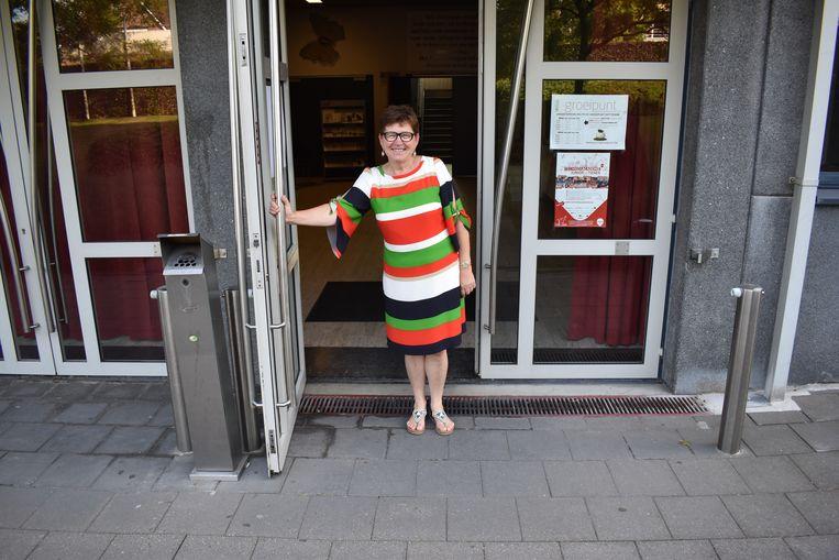 Marleen Verdonck trekt zaterdagavond de deur van het PTI achter zich dicht.