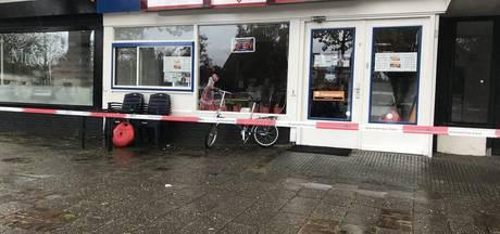 Overval bij Cafetaria Jasmijn in Almelo