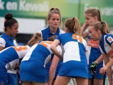Hockeysters Oss grijpen allereerste Silver Cup ten koste van Eindhoven