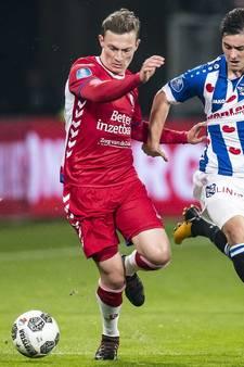 FC Utrecht wil verder met Strieder