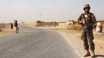 Zestien leden van Afghaanse veiligheidstroepen neergeschoten door eigen collega's